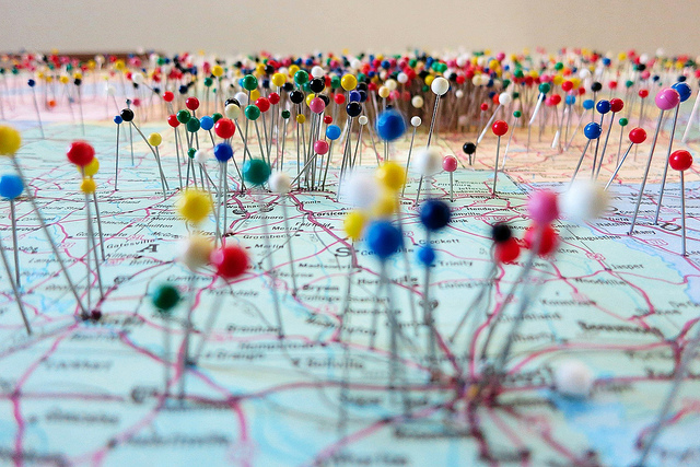 Mapping In Intelligence Analysis & Investigations