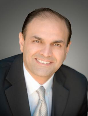 Dr Keith Bhatia Head Shot