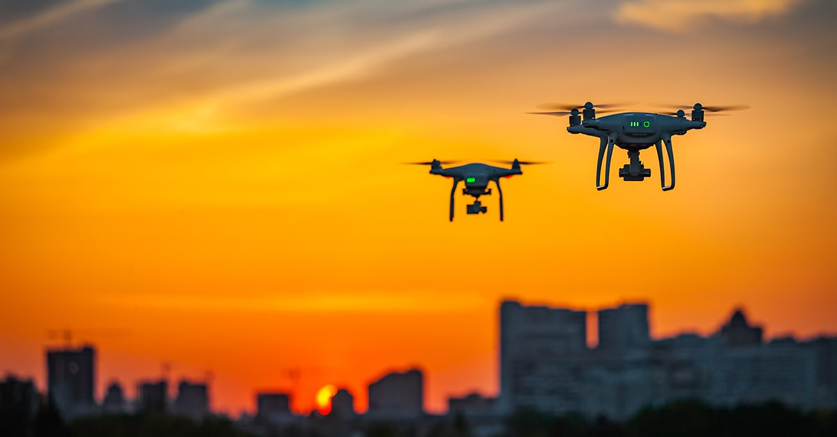 Leveraging Drones as Lawful Intercept Data Sources - SS8 Networks